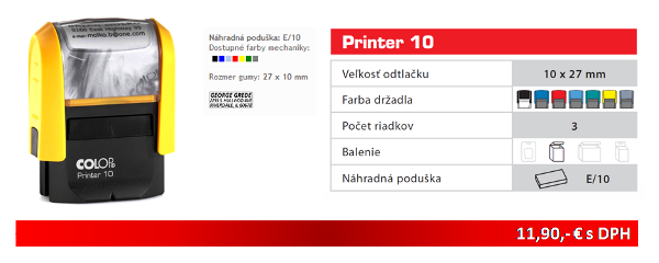 printer 10